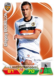 Gregory Bourillon (Lorient)