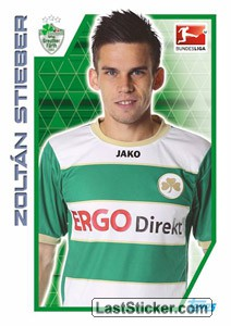 Zoltán Stieber (Greuther Furth)