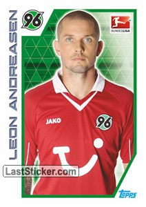 Leon Andreasen (Hannover 96)