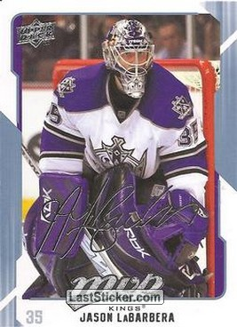 Jason LaBarbera (Los Angeles Kings)