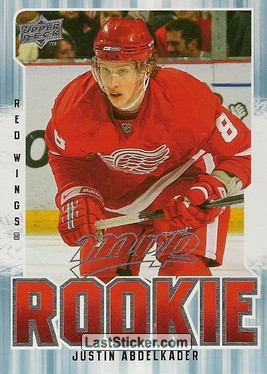 Justin Abdelkader (Detroit Red Wings)