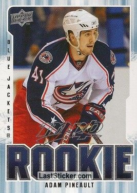 Adam Pineault (Columbus Blue Jackets)