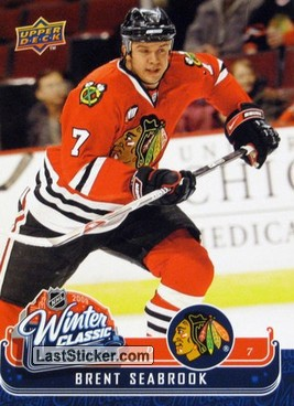 Brent Seabrook (Chicago Blackhawks)