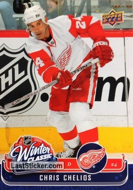 Chris Chelios (Detroit Red Wings)