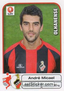 Andre Micael (Olhanense)