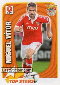 Miguel Vitor (Benfica) (Top Stars)