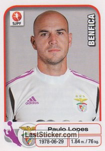 Paulo Lopes (Benfica)