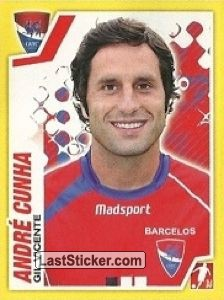 Andre Cunha (Gil Vicente)