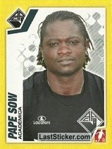 Pape Sow (Academica)
