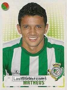 Matheus (Vitoria Setubal)