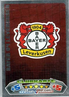 Club Logo (Bayer 04 Leverkusen)