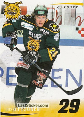 Jussi Pesonen (Ilves Tampere)