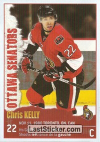 Chris Kelly (Ottawa Senators)