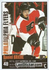 Daniel Briere (Philadelphia Flyers)