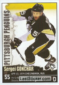 Sergei Gonchar (Pittsburgh Penguins)