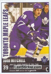 John Mitchell (Toronto Maple Leafs)