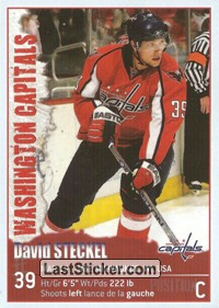 David Steckel (Washington Capitals)