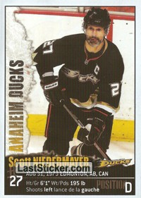Scott Niedermayer (Anaheim Ducks)