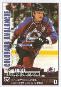 Adam Foote (Colorado Avalanche)