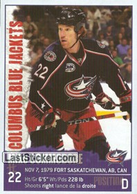 Mike Commodore (Columbus Blue Jackets)
