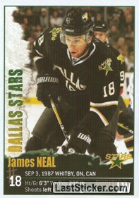James Neal (Dallas Stars)