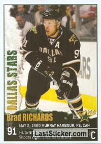 Brad Richards (Dallas Stars)