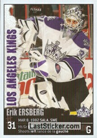 Erik Ersberg (Los Angeles Kings)