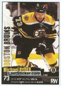 Michael Ryder (Boston Bruins)