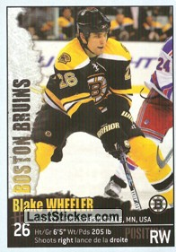 Blake Wheeler (Boston Bruins)