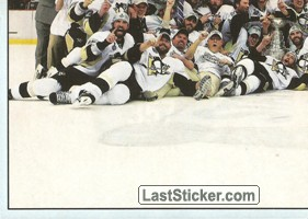 Stanley Cup Champions (Pittsburgh Penguins)