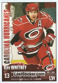 Ray Whitney (Carolina Hurricanes)
