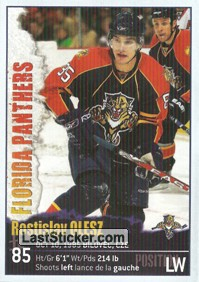 Rostislav Olesz (Florida Panthers)