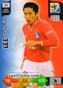 Lee Young-Pyo (Korea)