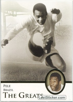 Pele (The Greats)