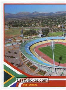 Rustenburg - Royal Bafokeng Stadium (puzzle 1) (Stadiums)