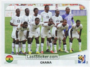 Team Photo (Ghana)