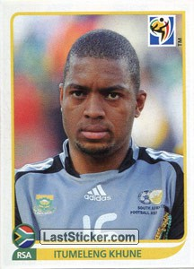 Itumeleng Khune (South Africa)