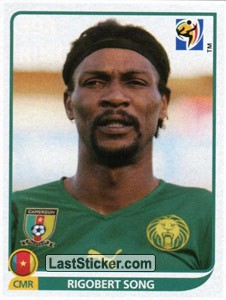 Rigobert Song (Cameroun)