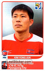 Kim Yong-Jun (Korea DPR)