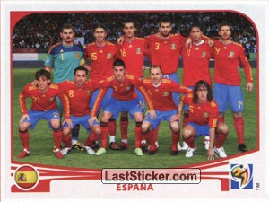 Team Photo (España)