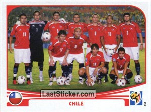 Team Photo (Chile)