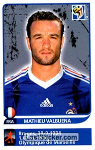 Mathieu Valbuena (France)