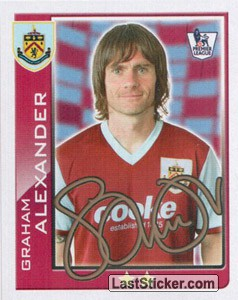 Graham Alexander (Burnley)
