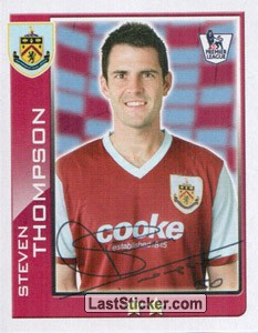Steven Thompson (Burnley)