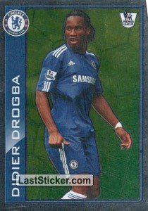 Star player - Didier Drogba (Chelsea)