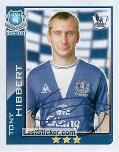 Tony Hibbert (Everton)