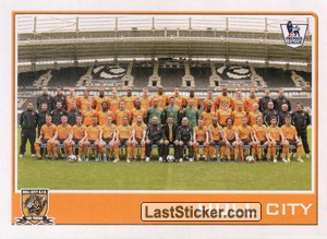 Hull City team (Hull City)