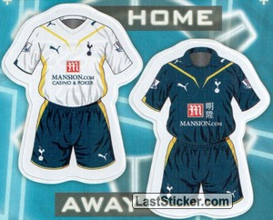 Tottenham Hotspur kits (The Kits)