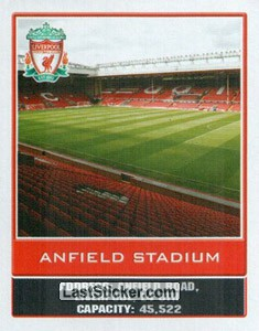 Anfield Stadium (The Stadiums)