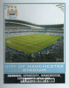 City of Manchester Stadium (The Stadiums)